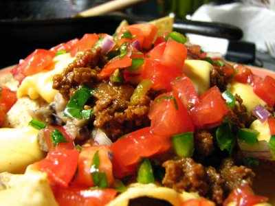 chipotle secret menu nachos