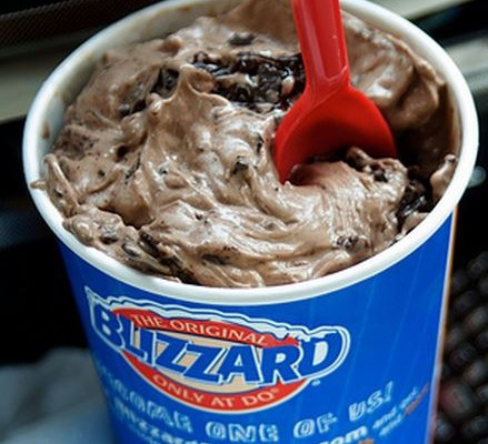 dairy queen secret menu midnight truffle