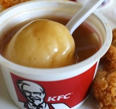 kfc secret menu mashed potatoes