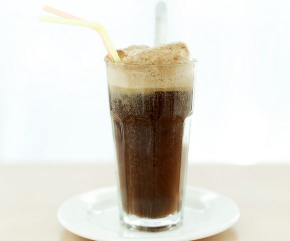 chick fil a secret menu root beer float