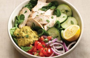 power chicken hummus bowl panera bread secret menu