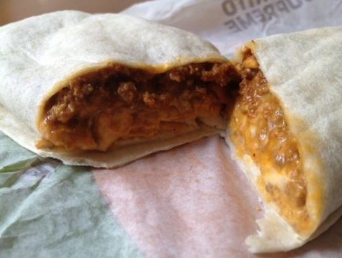 taco bell secret menu superman burrito