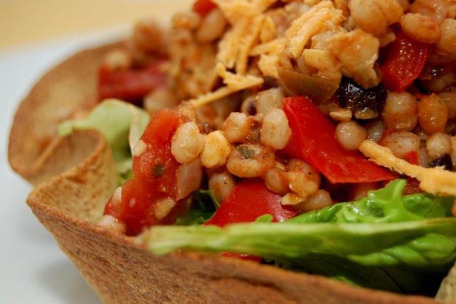 taco salad chipotle