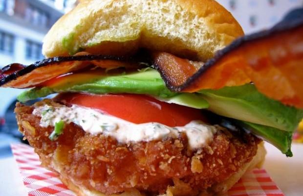 chick a fil secret menu fried chicken club