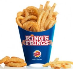 frings burger king secret menu