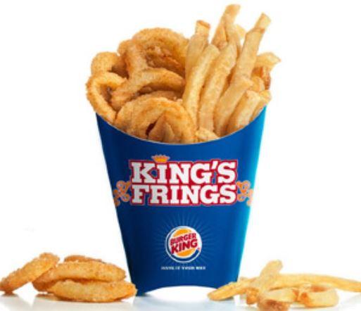 frings burger king secret menu