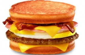 loaded grilled breakfast sandwich jack int he box secret menu