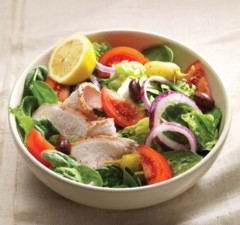 power mediterranean roasted turkey salad panera bread secret menu