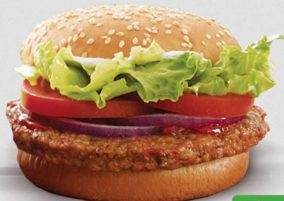 veggie whopper burger king secret menu